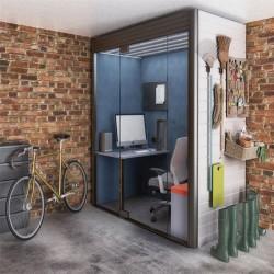 Oasis Garage Pods