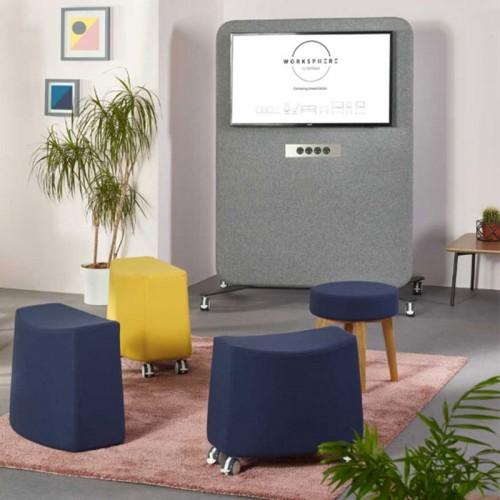 Worksphere Mobile Media Unit