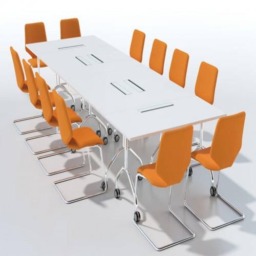 Ambus - FlipTop Tables