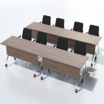 Ambus - FlipTop Tables