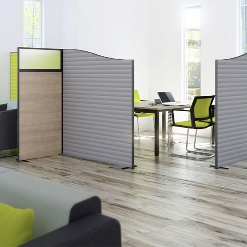 Floor Standing System Screens