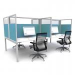 Aluminium Framed Protection Screens