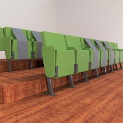 Social Distancing Chair Wrap