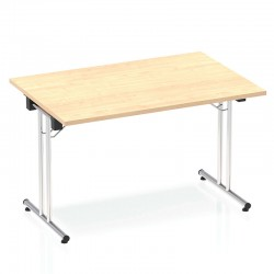 Impulse Folding Rectangular Table