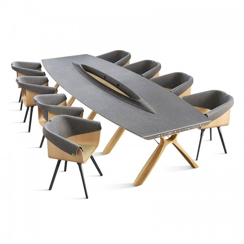Whale Board Room Table