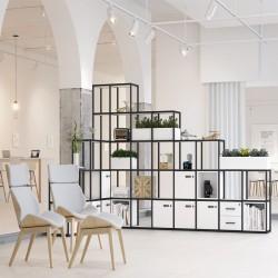 Cubeform Modular Storage Units