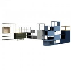 800 Series - Modular Shelving