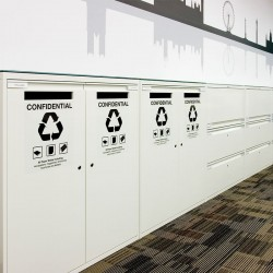 800 Series - Recycle and Waste Unit